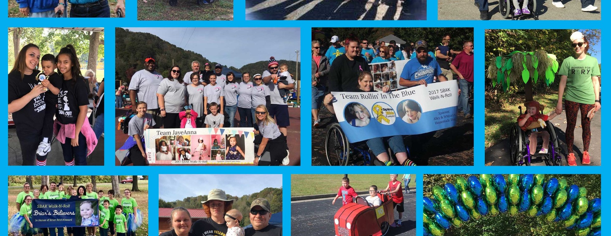 2018 Spina Bifida Association of KY Walk-N-Roll